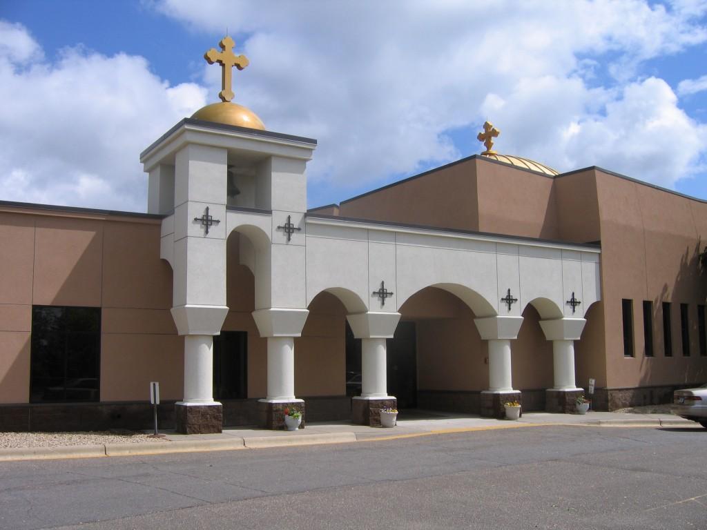 Saint George Church building.